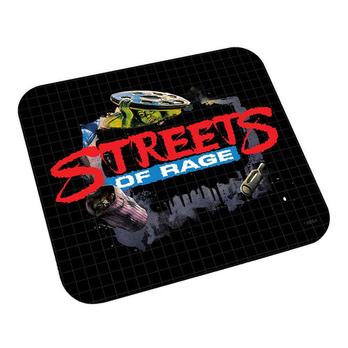 Streets of Rage Manhole Mouse Pad