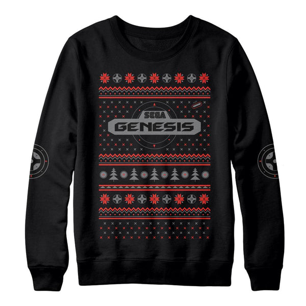 Genesis Holiday Crewneck Sweatshirt