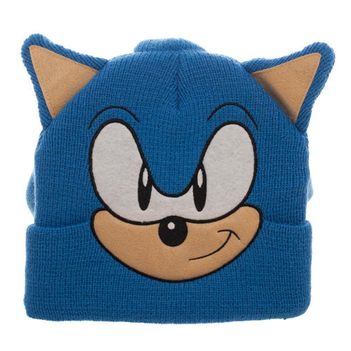 Sonic the Hedgehog Sonic Cosplay Beanie