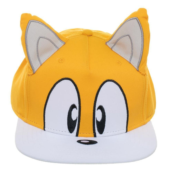 Tails Face Snapback