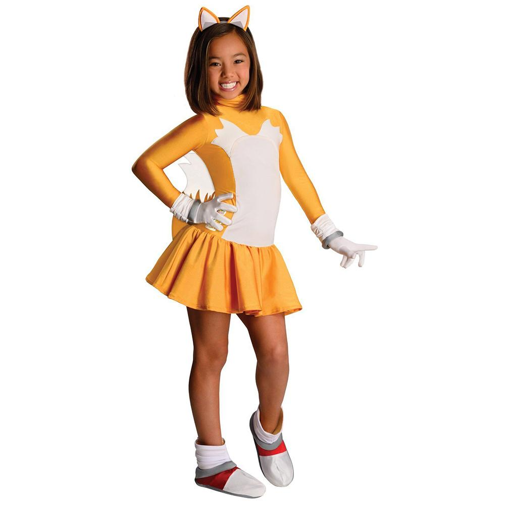 Sonic - Tails Child Costume