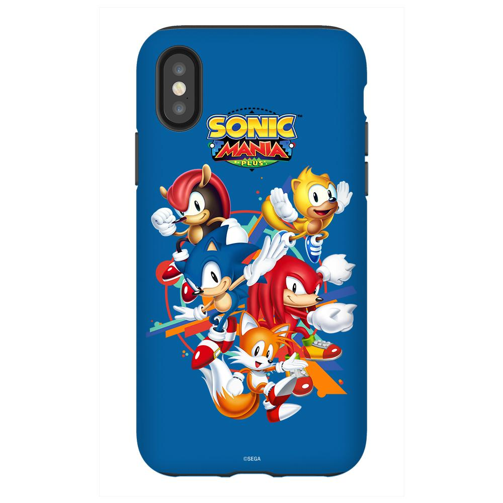 Sonic Mania Plus Character Phone Case