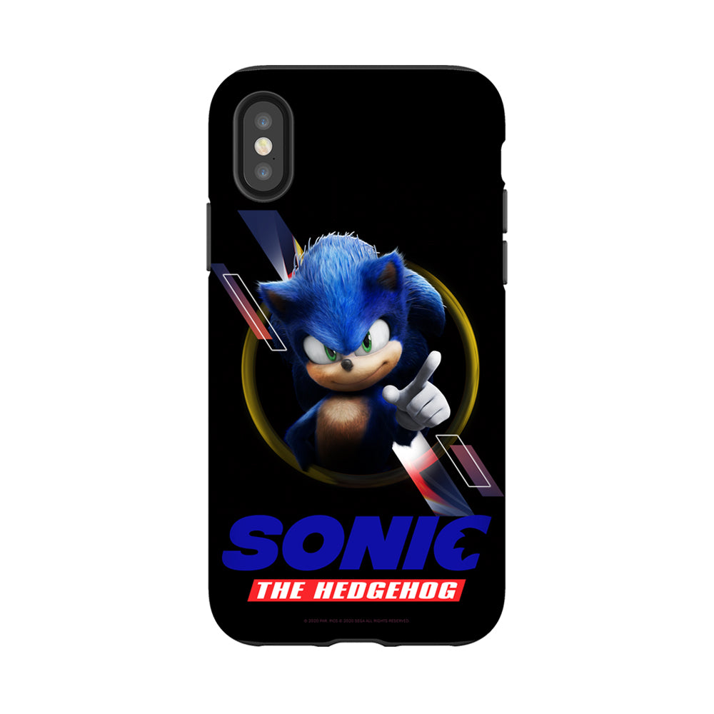 Sonic The Hedgehog Movie Pose Phone Case Sega Shop