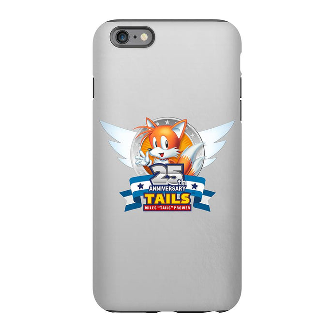 Sonic Tails 25th Anniversary Phone Case