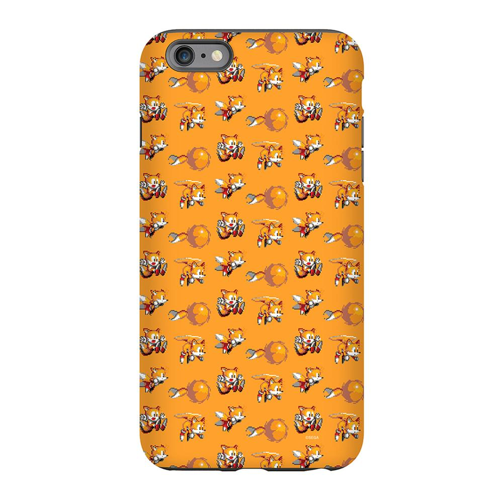Sonic Tails Flying Print Phone Case