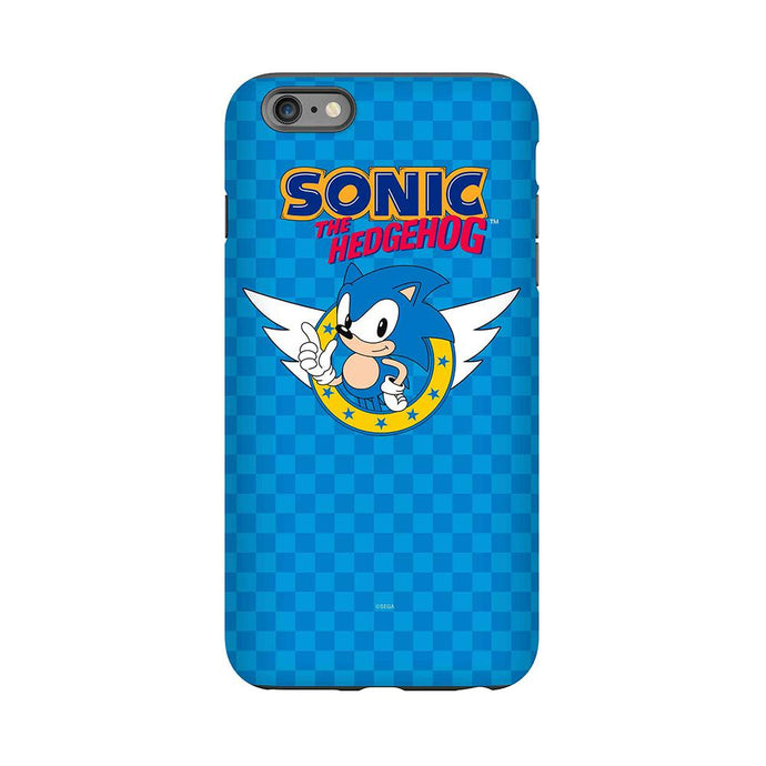 Sonic the Hedgehog Sonic Wings Phone Case