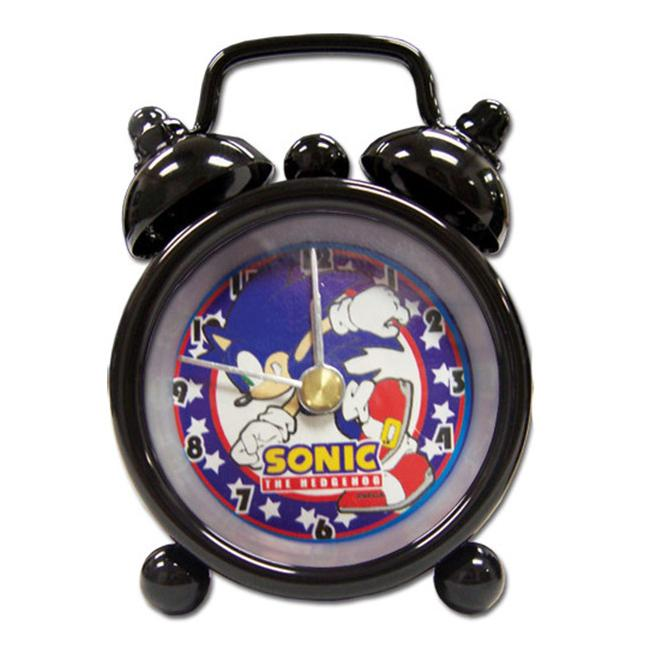 Sonic the Hedgehog Mini Desk Clock