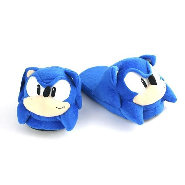 Sonic Classic Sonic Slippers