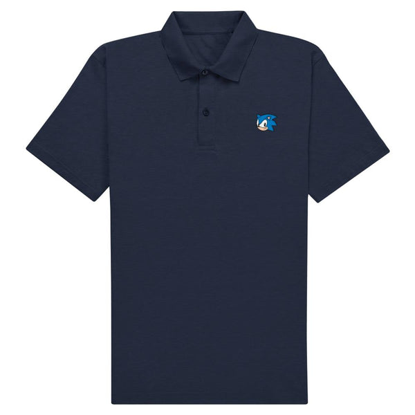 Sonic Navy Polo Shirt