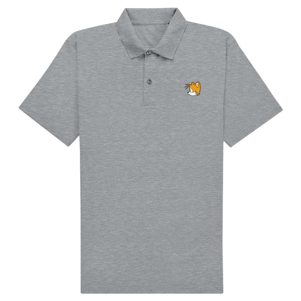 Tails Polo Sport Gray Shirt