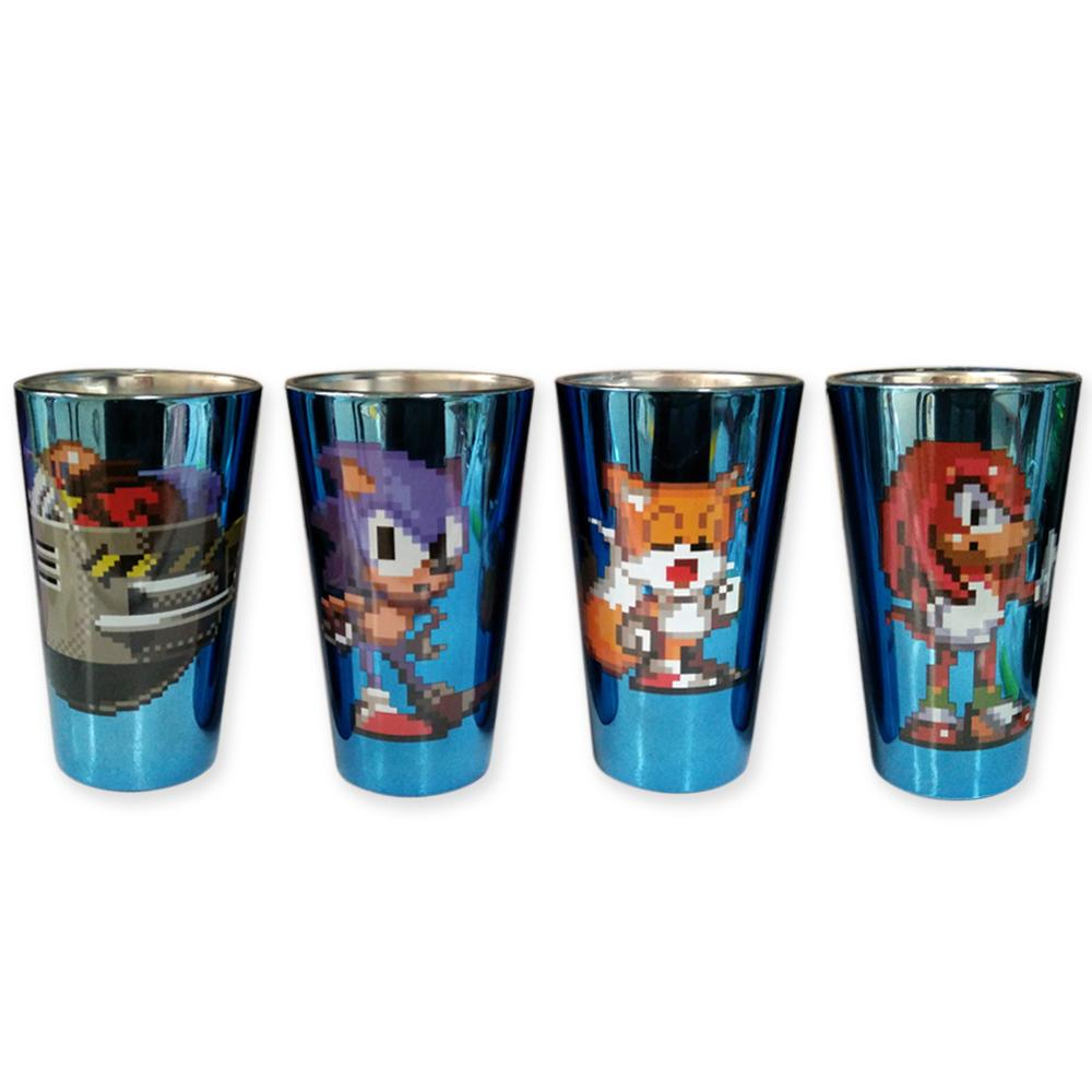 Sonic 4 Pack Pint Set