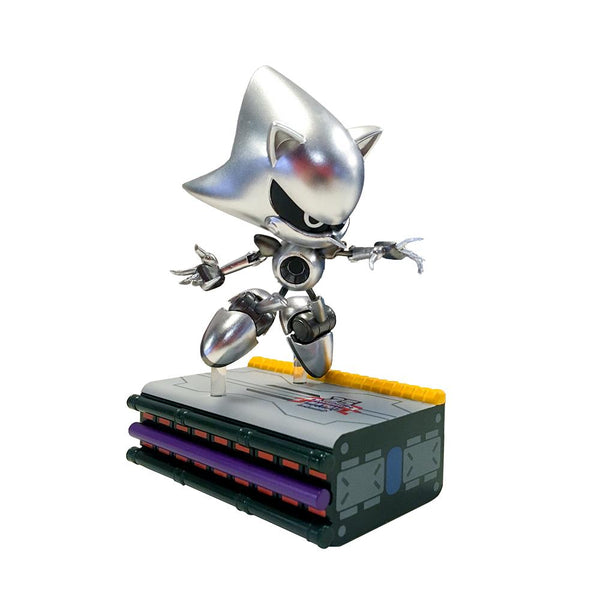 Metal Sonic Limited Edition 25th Anniversary Collectible Figure