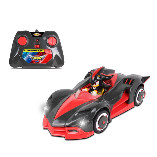 Team Sonic Racing Shadow 2.4 GHz R/C Car