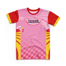Team Sonic Racing Team Rose Personalized Jersey Style T-Shirt