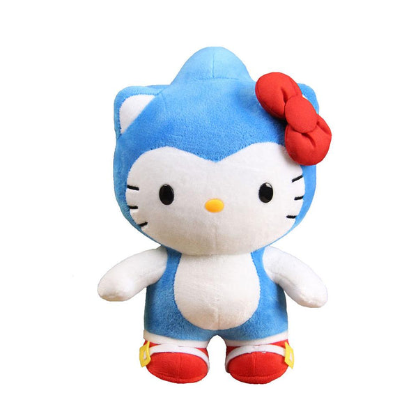 Sonic x Hello Kitty Deluxe Plush