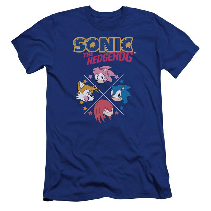 Sonic and Friends X Royal Blue T-Shirt