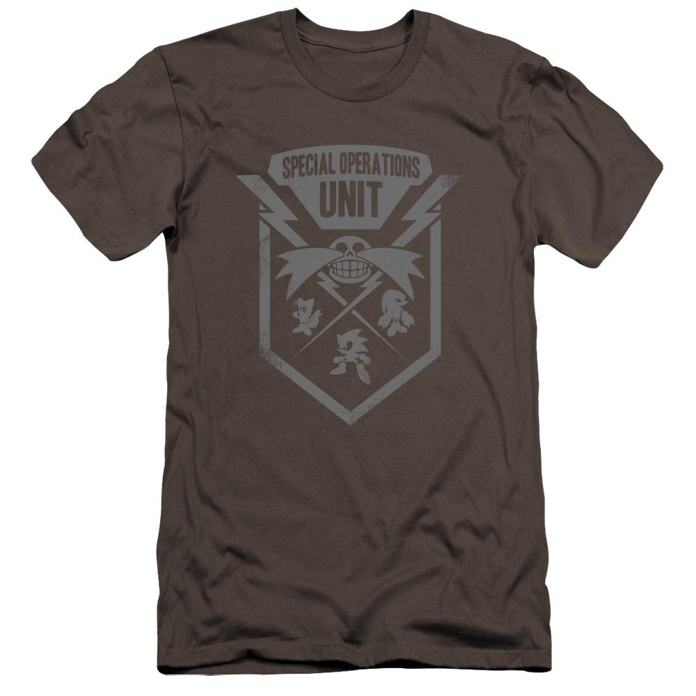 Bootcamp Sonic Special Operations Unit Charcoal T-shirt