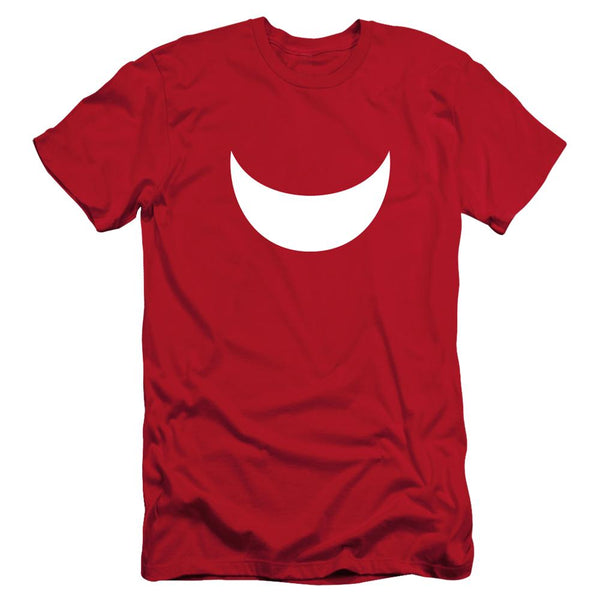 Knuckles White Crest Red T-shirt