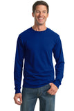 JERZEES - Dri-Power 50/50 Cotton/Poly Long Sleeve T-Shirt