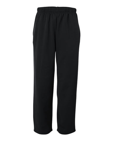 Performance Fleece Open-Bottom Sweatpants