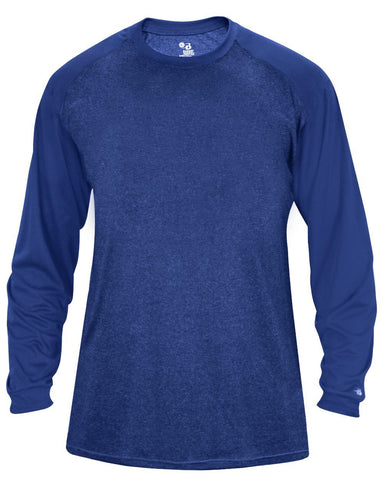 Tonal Sport Heather L/S Tee