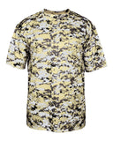 Digital Camo Youth Short Sleeve T-Shirt