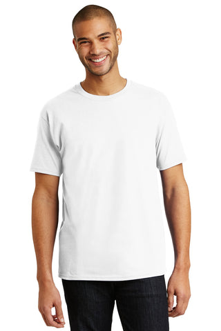 Tagless 100% Cotton T-Shirt