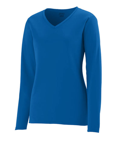 Women's Long Sleeve Wicking T-Shirt