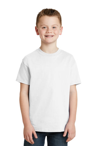 Youth Tagless 100%  Cotton T-Shirt