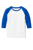 Heavy Cotton  Youth 3/4-Sleeve Raglan T-Shirt