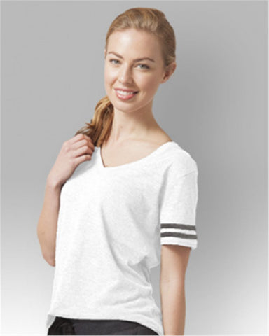 Sporty Slub T-Shirt