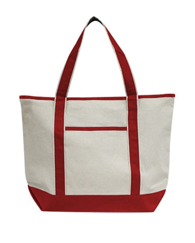 Promotional Heavyweight Large Boat Tote