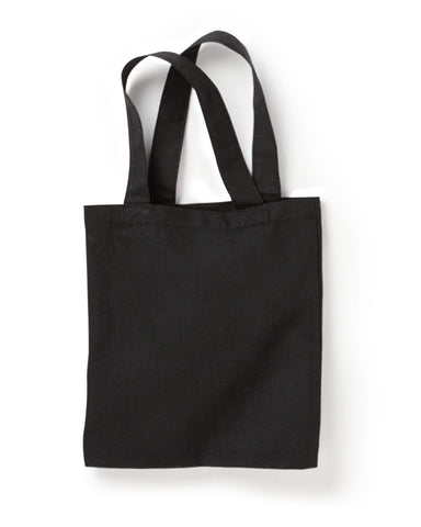Small Canvas Tote