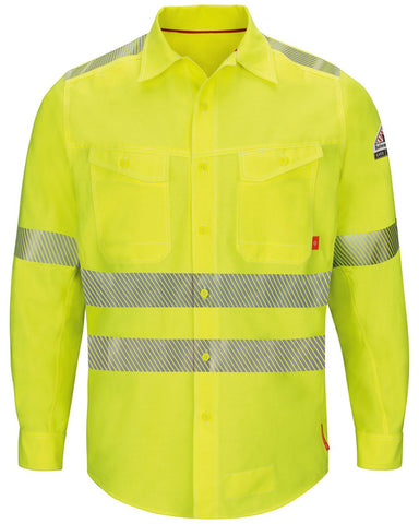 iQ Series® Endurance Work Shirt, ANSI Class 3 Type R - Long Sizes
