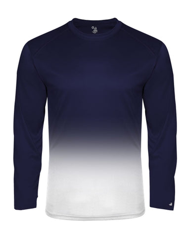 Youth Ombre Long Sleeve T-Shirt