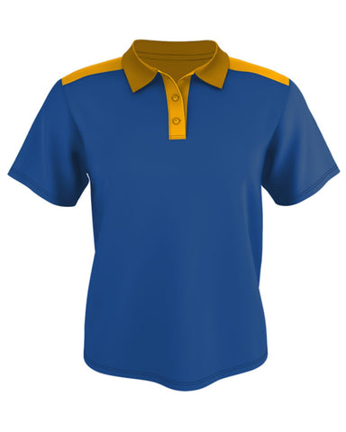 Colorblock Gameday Basic Polo