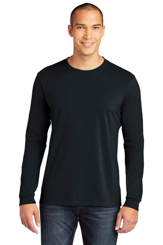 100% Combed Ring Spun Cotton Long Sleeve T-Shirt