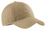 Soft Brushed Canvas Cap