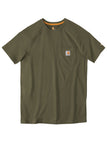 Force  Cotton Delmont Short Sleeve T-Shirt