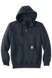 Rain Defender  Paxton Heavyweight Hooded Zip Mock Sweatshirt