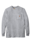 Workwear Pocket Long Sleeve T-Shirt