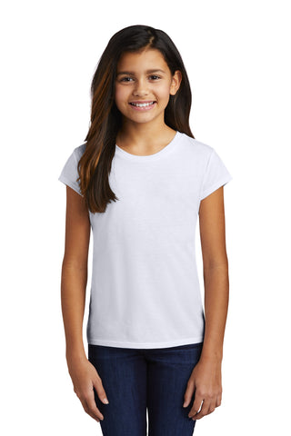 Girls Perfect Tri  Tee