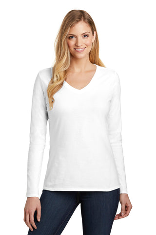 Women's Very Important Tee  Long Sleeve V-Neck