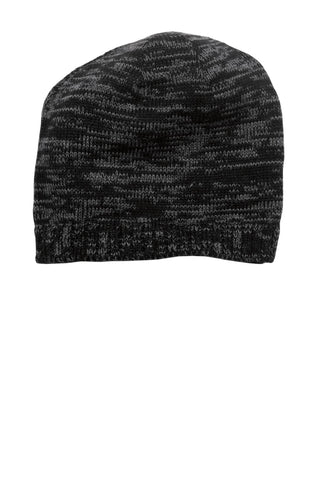 Spaced-Dyed Beanie