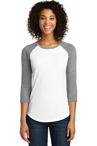 Women's Fitted Very Important Tee 3/4-Sleeve Raglan