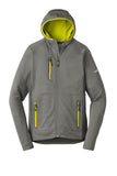 Sport Hooded Full-Zip Fleece Jacket