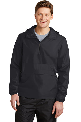Zipped Pocket Anorak