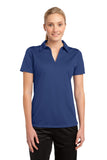 Ladies PosiCharge Active Textured Polo