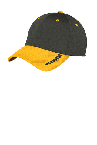 Shadow Stretch Heather Colorblock Cap