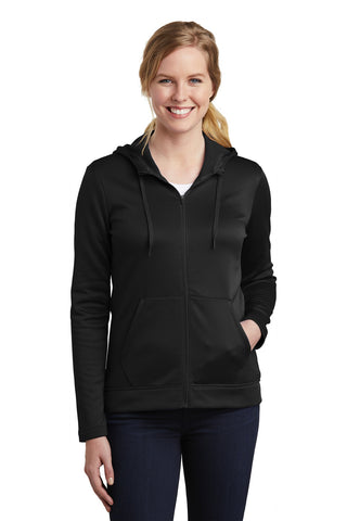 Ladies Therma-FIT Full-Zip Fleece Hoodie